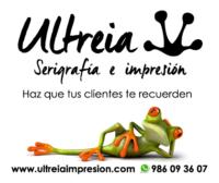 Ultreia Impresion Serigrafia