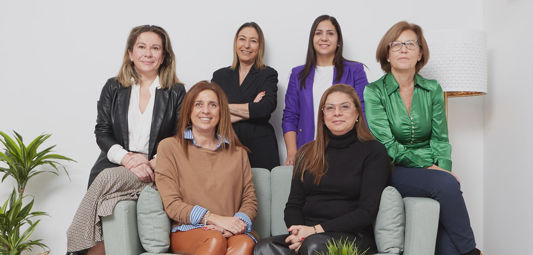 Directiva Empresarias Galicia