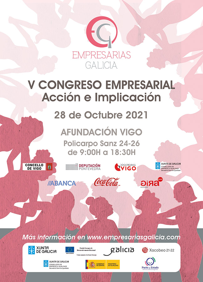 V Congreso Empresarias Galicia